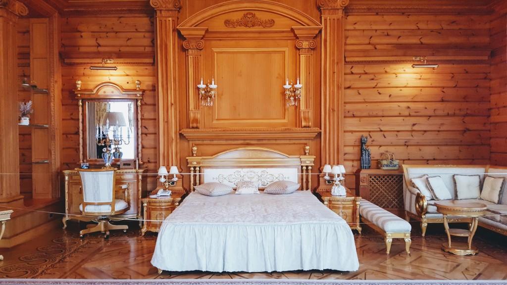 Межигір'я - Спальня
